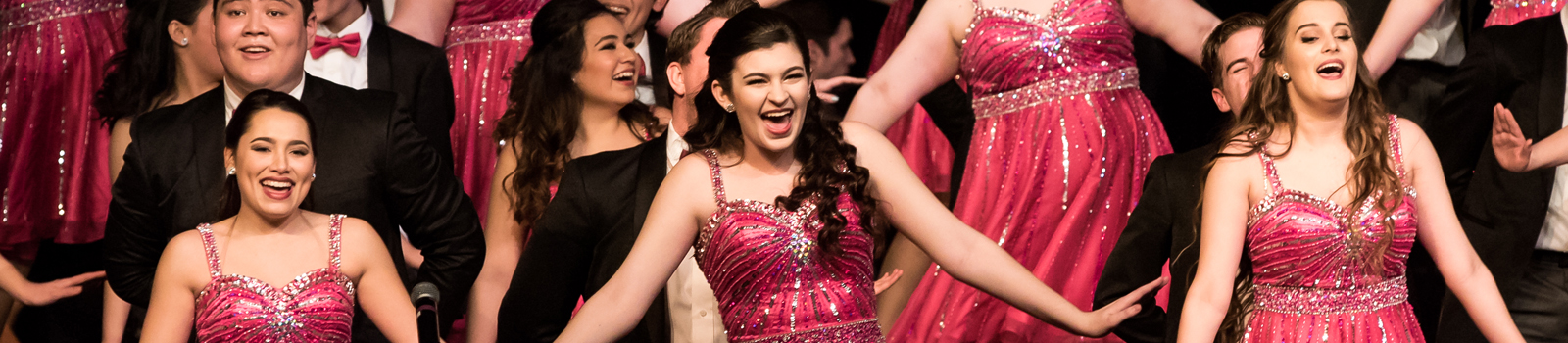 show choir performance
