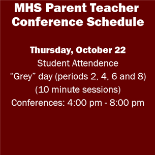 Parent Teachers Conference Graphic