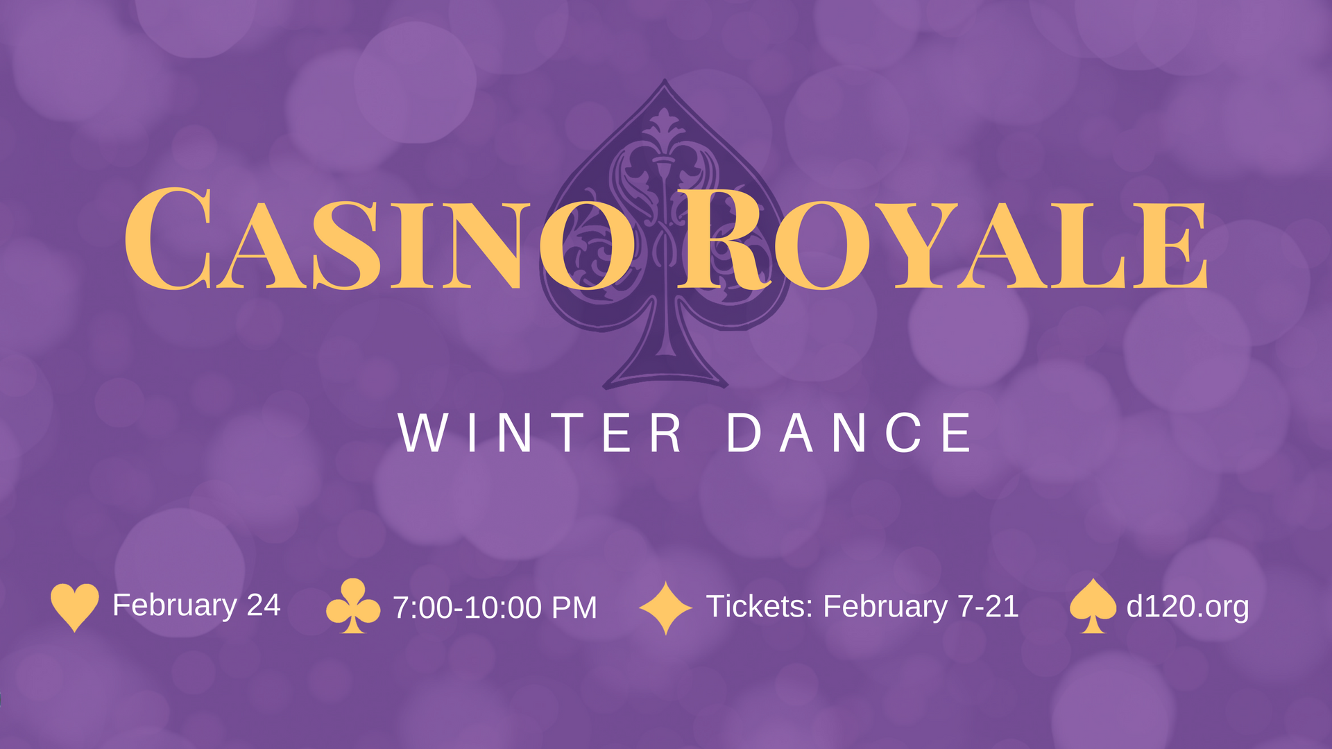 Casino Royale Winter Dance