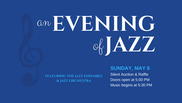 evening of jazz 2018