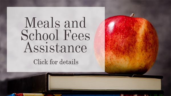 Meals and School Fees