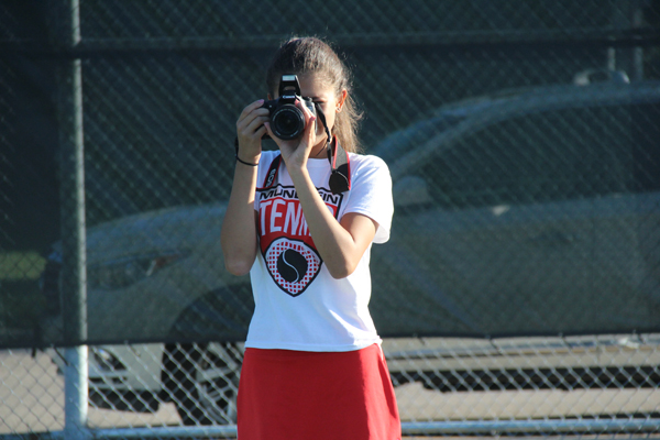 yearbook staff  photographer