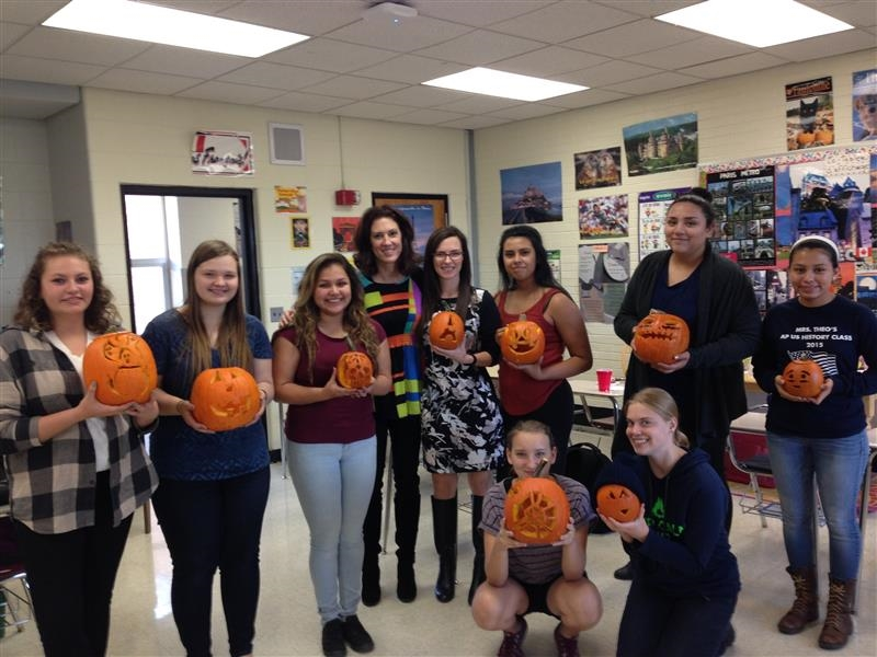 French_club_pumpkins