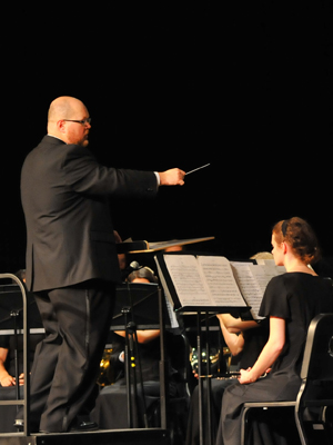 jerald shelato mhs band director