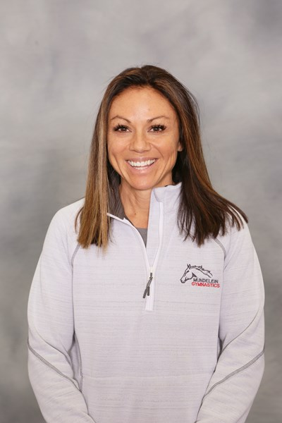 Asst Girls Gymnastics Tracy Carlson
