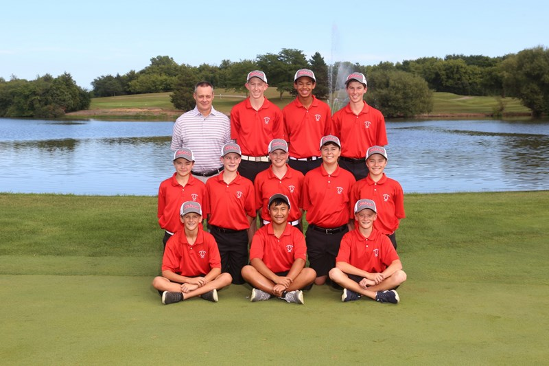 Boys Golf JV