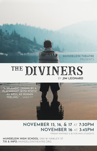 Diviners Theatre Poster