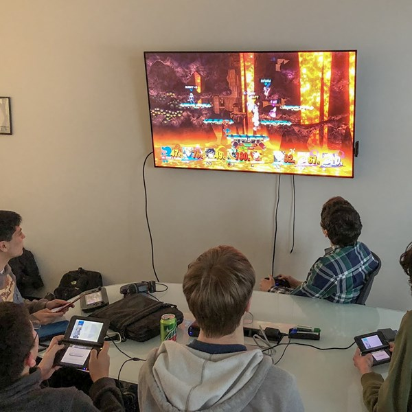 gaming club at mhs