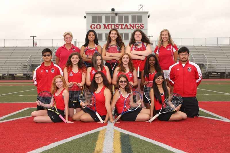 Girls Tennis JV