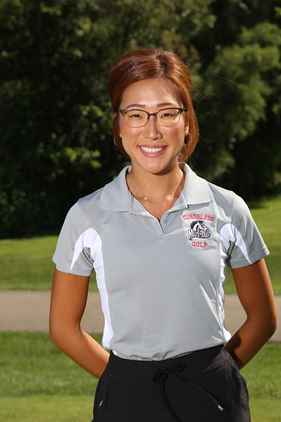 June Kim Head JV Girls Golf