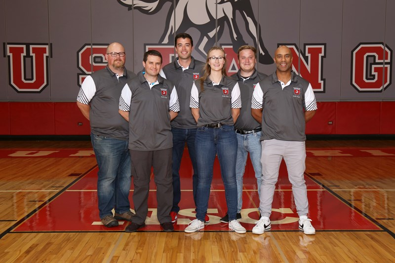 Mundelein Band Staff 2019