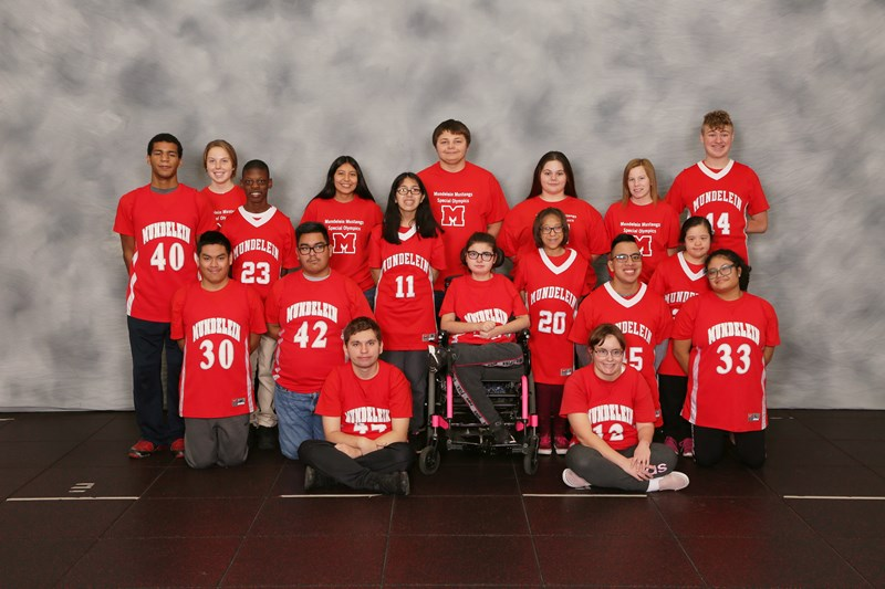Special Olympic Team