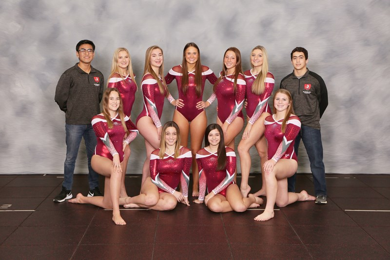 Varsity Girls Gymnastics