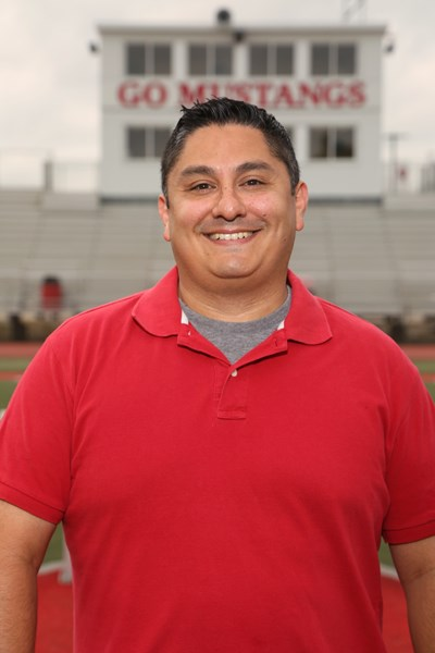 Volleyball Coach Diaz