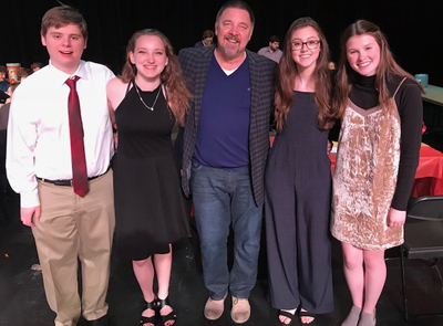 Mundelein_High_School_Theatre_Officers_18-19
