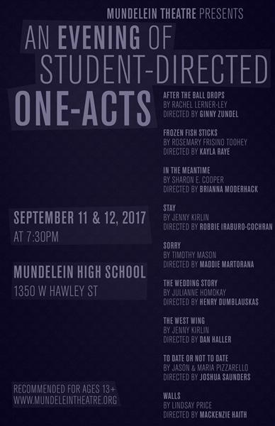 one-acts