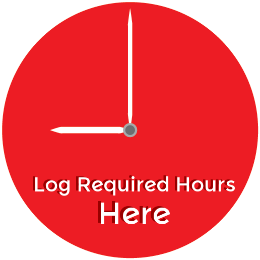 National Honor Society Required Hours Log